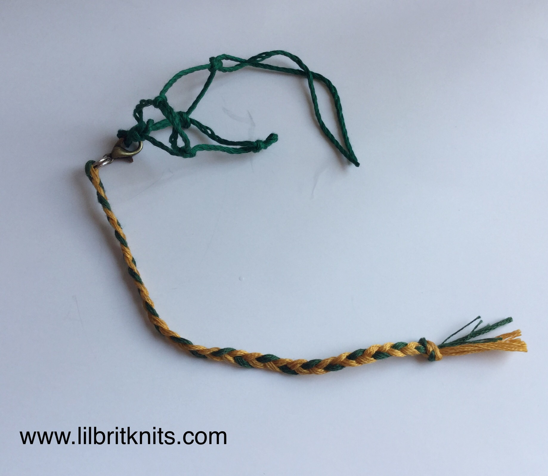 Model Horse Rope Halter and Lead Rope
